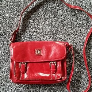 Giani Bernini Genuine Leather Crossbody Bag